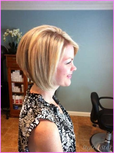 medium length inverted bob haircut pictures medium length inverted bob haircut stylesstar com