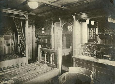 Titanic Interior by R M S Titanic Interior Of Class Cabin In