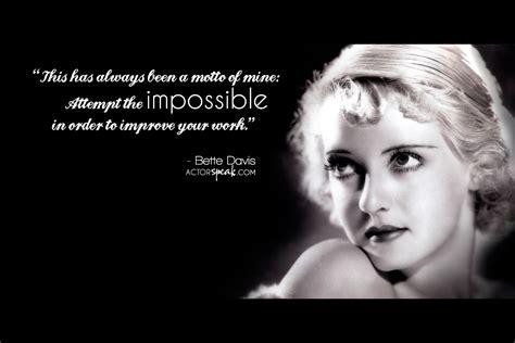 bette davis quotes wallpaper bette davis acting quote with photo