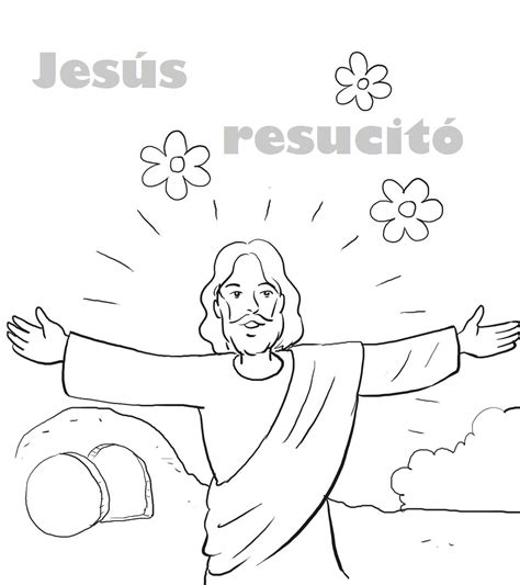imagenes de jesus resucitado para colorear dibujos sobre jes 250 s para colorear dibujos de jes 250 s