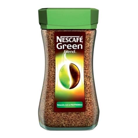 Nescafe Green Coffee nescafe green blend