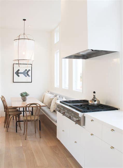 breakfast nook designs   modern kitchen  cozy dining