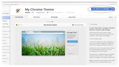 chrome theme creator app how to create your own custom chrome themes using my