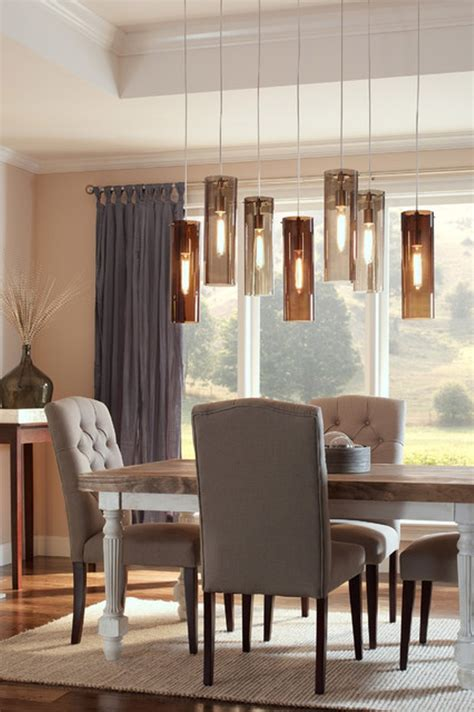 contemporary dining room pendant lighting pendant lighting dining room table ls ideas