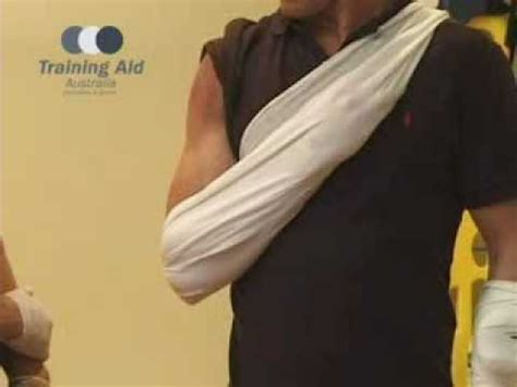 deroyal videolike arm sling videolike