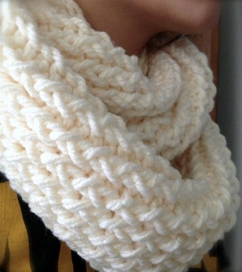 how to knit an infinity scarf for beginners 13 loom knitting projects for beginners hobbycraft