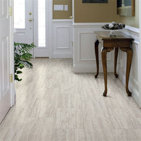 cushioned bathroom flooring leoline stonemark sr travertine 04 cushioned vinyl