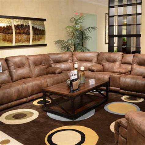 voyager elk sectional the furniture shack discount