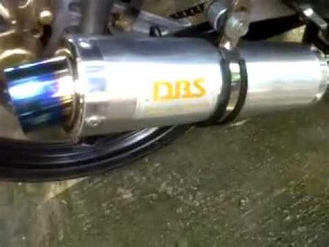 Knalpot Dbs Karbon Honda Supra X Fullsystem knalpot dbs honda supra x 125