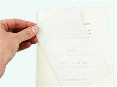 Wedding Invitations Tissue Paper by Invitation Tissue 3 1 2 X 5 1 2 White Lci Paper