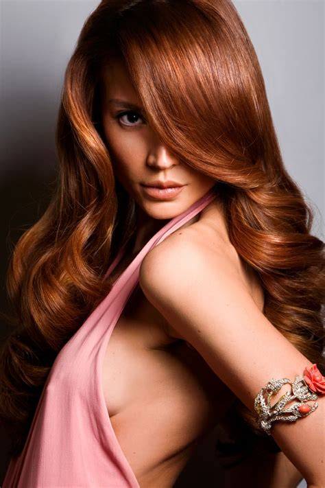 top model hair extensions stunning copper hair color 2014 2014 hair trends
