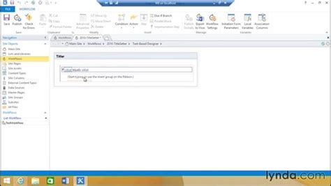 sharepoint workflow tutorial 2010 sharepoint workflow tutorial 2010 28 images step by