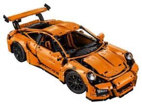 Lego Technic Porsche Lego 42056 Porsche 911 Gt3 Rs I Brick City