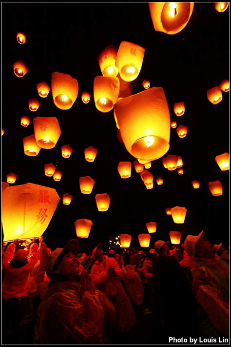 How To Make A Floating Lantern Out Of Paper - to see the floating lanterns gleam once upon a