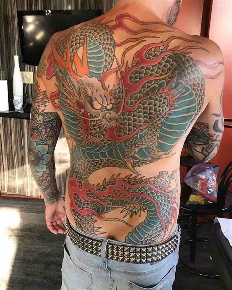 chris garver dragon tattoo designs insider