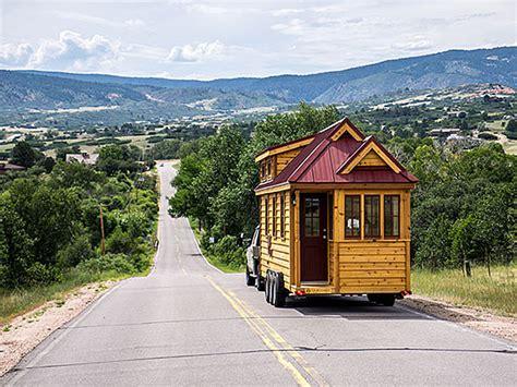 tiny house rental colorado springs ski town tiny houses curbed ski