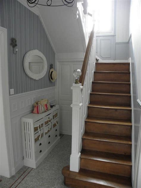 Deco Entree Escalier by D 233 Co Entr 233 E Avec Escalier Escaliers Entr 233 Es Et Entr 233 E