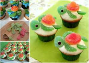 turtle cupcakes party favourite the whoot