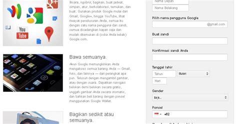 cara membuat akun google di hp samsung j1 cara buat akun youtube mendaftar dan menggunakan situs