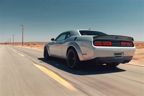 2019 Dodge Challenger Srt by 2019 Dodge Challenger Srt Hellcat Redeye Debuts With 797hp