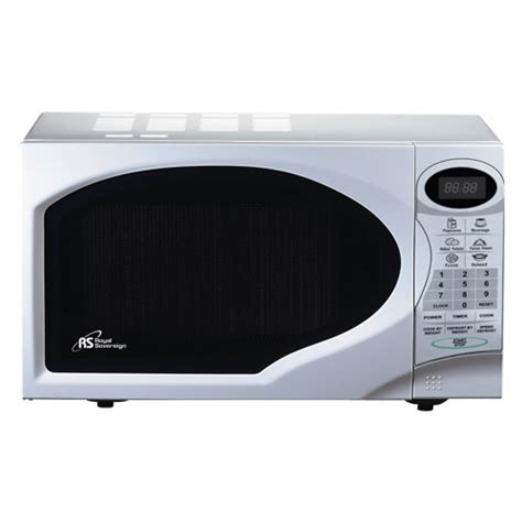 Best Buy Countertop Microwaves by Royal Sovereign 0 7 Cu Ft Countertop Microwave Rmw700 20w White Best Buy Toronto