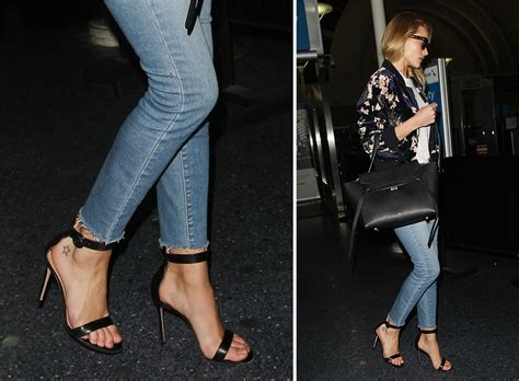 step out like a supermodel in some of rosie huntington