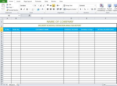 excel template files driver route sheet template