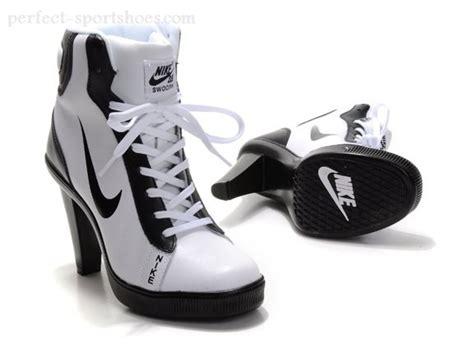 fashion nike 2012 heels dunk high womens shoes boots white