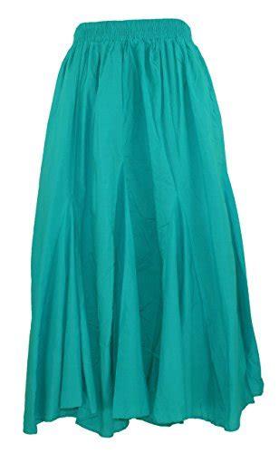 Batik Flare Maxi Dress beautybatik turquoise cotton boho maxi godet