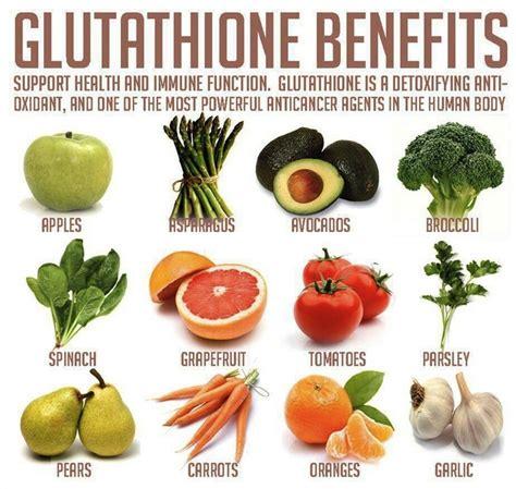 glutatione alimenti glutathione foods kellers formula