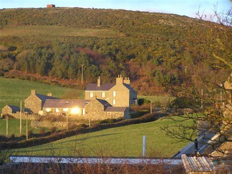 pen y graig b b cottages church bay on