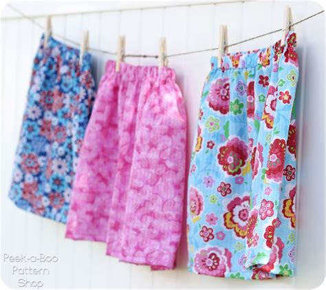 Pattern Free Skort | free skirt pattern