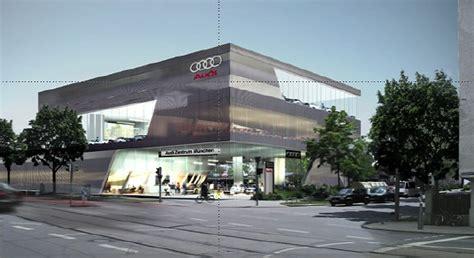 Audi M Nchen Jobs by Allmann Sattler Wappner Bauen Audi Zentrum In M 252 Nchen