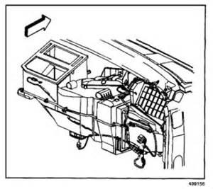 2000 chevy silverado heater diagram