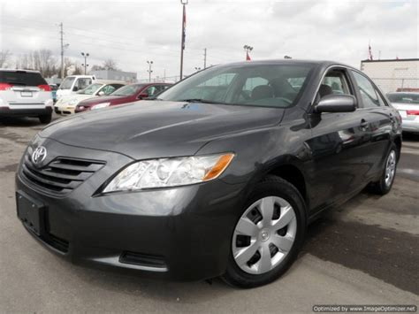 Price For 2007 Toyota Camry Toyota Camry 2007 Price
