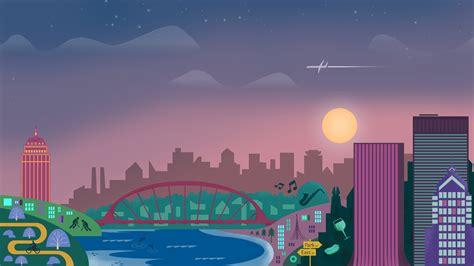 gift tron bo google wallpaper flat design trang tin