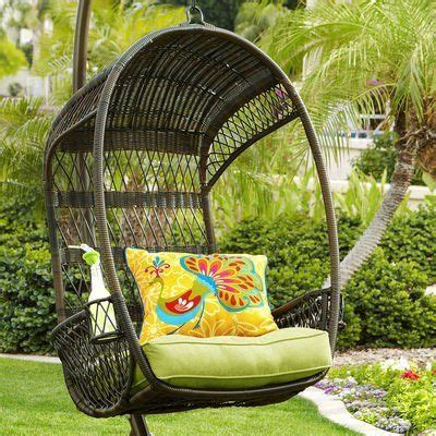 outdoor papasan swing 48 best images about hanging chairs i want on pinterest