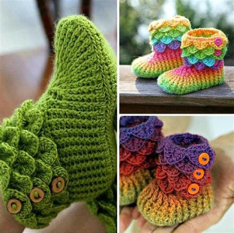 crochet crocodile slippers free pattern adorable crocodile stitch crochet booties pattern
