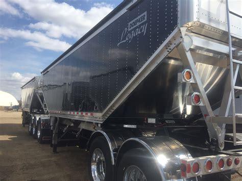 doepker legacy open  super  grain bulker