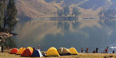 danau indah  indonesia  berada  ketinggian