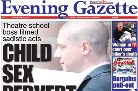 Magazine News Of The Evening by In Today S Evening Gazette Gazette Live