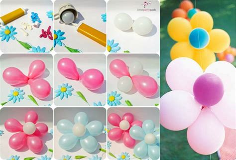 fasching deko ideen fasching deko basteln 7 sch 246 ne diy ideen mit luftballons