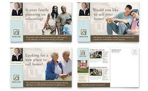 real estate postcard templates amp designs