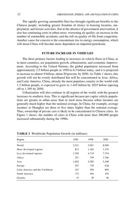 motor vehicle fuel consumption emerging air pollution trends in china motor vehicle