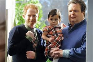Modern family looking for a new baby lily