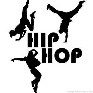 Wall decal silhouette dancers hip hop wall decal music amp cinema