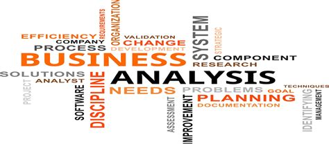 what is business analysis when strong companies use weak