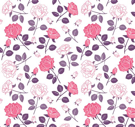 pattern photoshop rose pink flower pattern flowers ideas for review