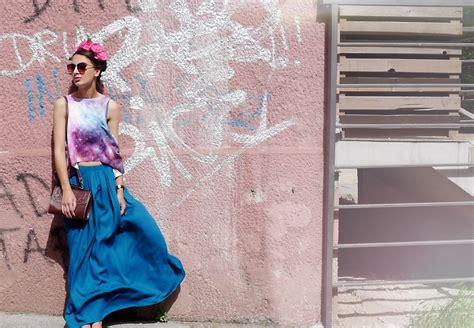 Flowery Dress Majesty midheta agic zara skirt oasap bag pink flower majesty
