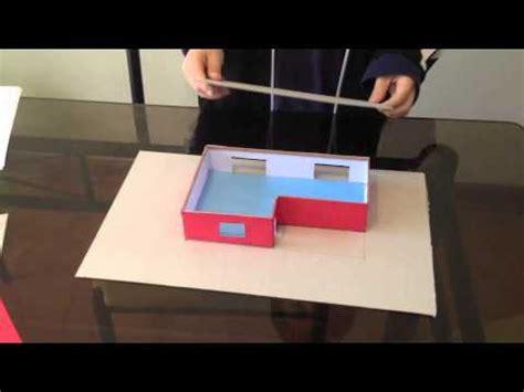 como puedo hacer una maqueta de la discapacidad c 243 mo hacer una maqueta simple youtube